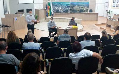 Em reunião extraordinária Conselho Municipal de Saúde ouve a direção do Hospital Lauro Reus
