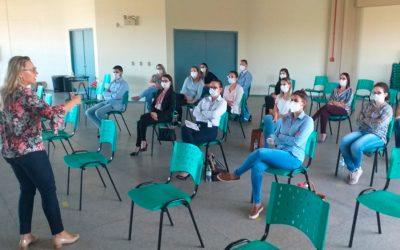 Acolhimento e Humanização é tema de palestra para coordenadores do Hospital Lauro Reus